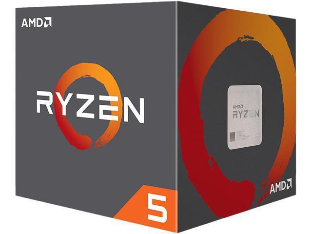 Ryzen 5 2600X