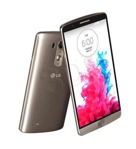 LG G3 (D855) 16 GB METAL GOLD
