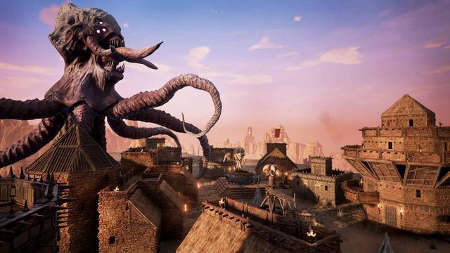Conan Exiles - Nowa gra w uniwersum Conana