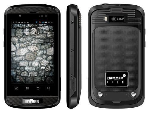 myPhone IRON