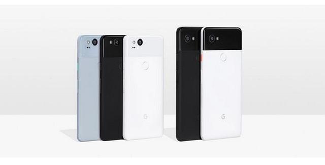 Pixel 2 i 2 XL