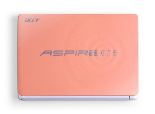 Acer Aspire One Happy (Strawberry Yogurt)