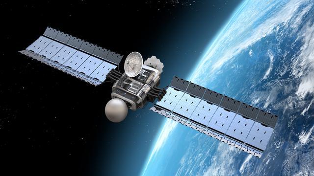 Elektryczne Satelity Już Na Orbicie