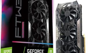 EVGA GeForce RTX 2080 Ti FTW3 Ultra Gaming iCX2, 11GB GDDR6