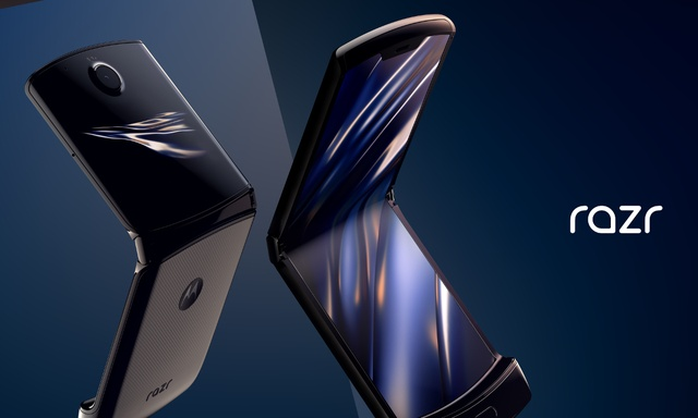 Motorola Razr 2 – Wyciekła specyfikacja nowego składanego telefonu Motoroli