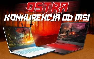 Nowe laptopy MSI zainspirowane Azją - Katana i Miecz już w sklepach!