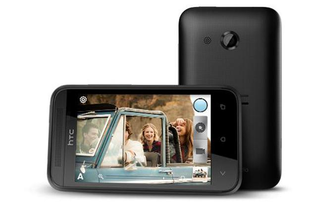 HTC Desire 200 fot2