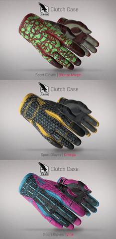 Nowa Skrzynia CS:GO - Clutch Case - lista skinów