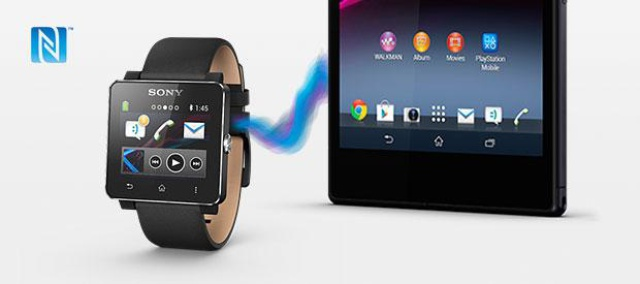 Sony Smartwatch 2 fot2