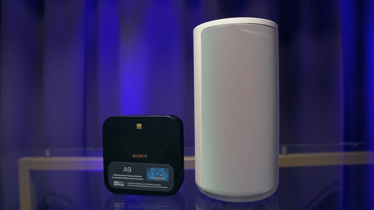 System Sony HT-A9 oferuje podobne funkcjonalności co soundbary premium