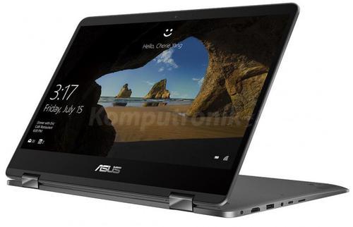 ASUS ZenBook Flip UX461FA-E1070T - Grey