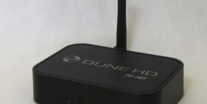 Dune HD TV 101W [TEST]