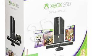 X360 500GB+Kin+KAdv+KS1+FH+3MLive