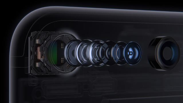 iphone 7 - kamera