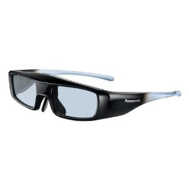 Panasonic TY-EW3D3ME - unboxing okularów 3D