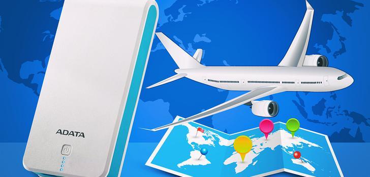 Czy powerbank można zabrać do samolotu?