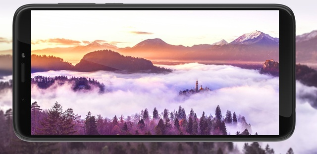HTC Desire 12 ma ekran bez wcięć