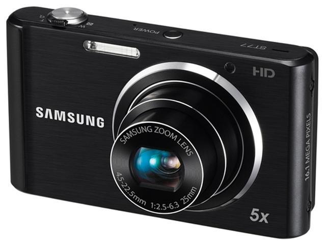 Nowoczesność, elegancja i wydajność - nowy aparat Samsung ST77
