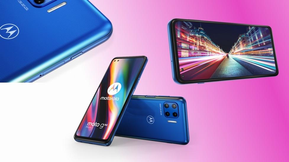 Premiera Motorola Moto G 5G Plus - tani smartfon z 5G
