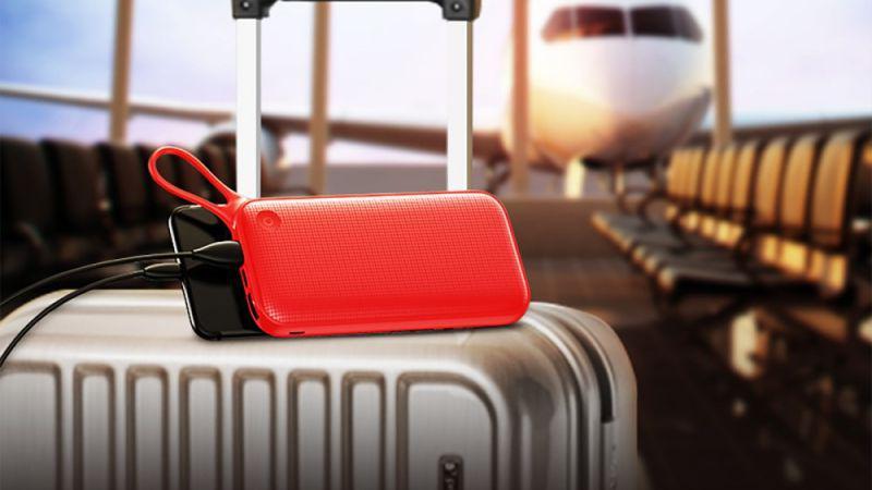 Powerbank możemy transportować w bagażu podręcznym