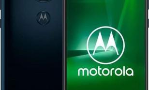 Motorola Moto G7 Plus DS 4/64GB Deep Indigo-PADU0006PL