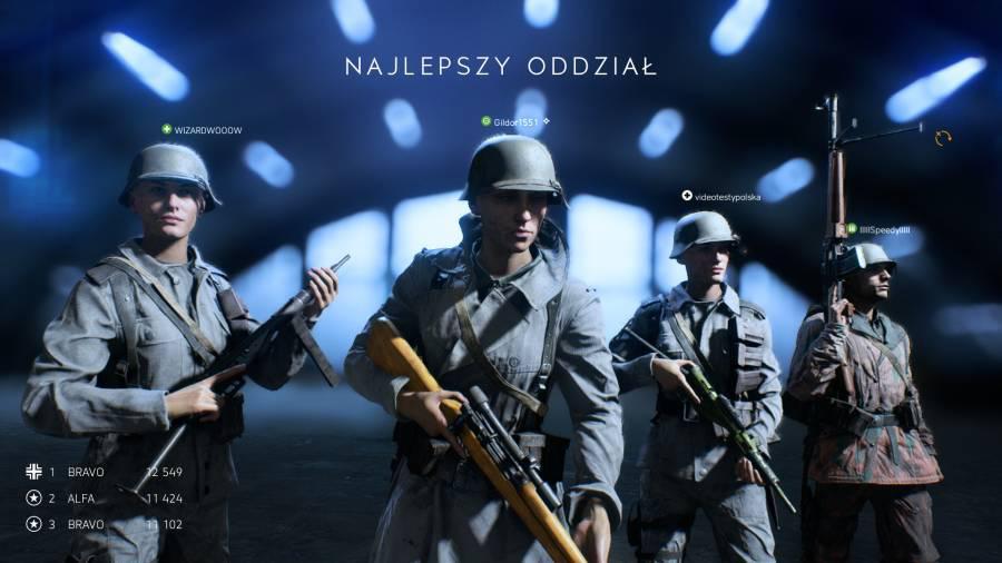 Battlefield V - Videotesty to najlepsza ekipa :)