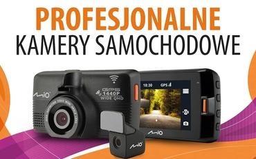 TOP 10 Profesjonalnych kamer samochodowych