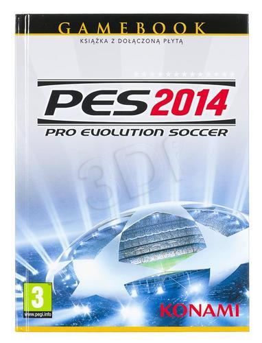 Gamebook PES 2014