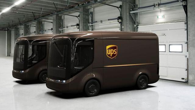 UPS inwestuje w elektryczne pojazdy