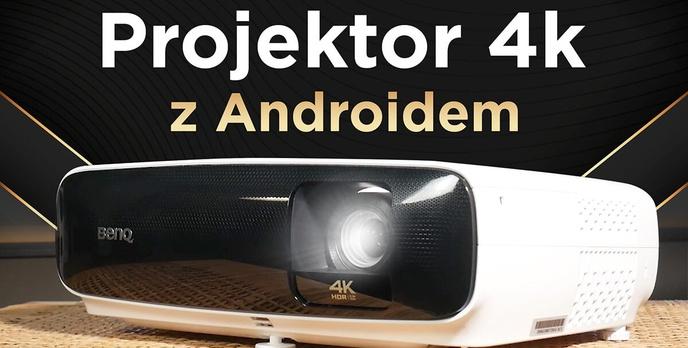 Test BenQ TK810 - Smart projektor 4K z Androidem
