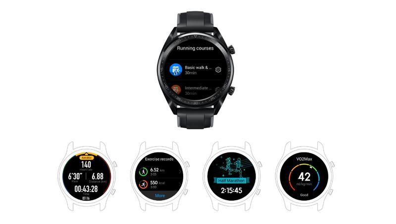 Huawei Watch GT trener