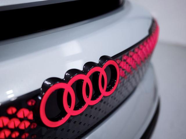 Audi Aicon od tyłu