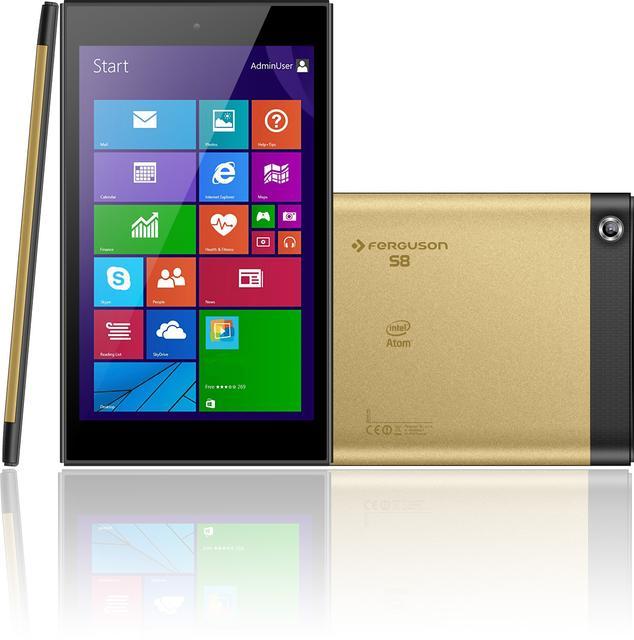 Poznajcie Ferguson - Tablet Z Systemem Windows 8.1 i Klawiaturą