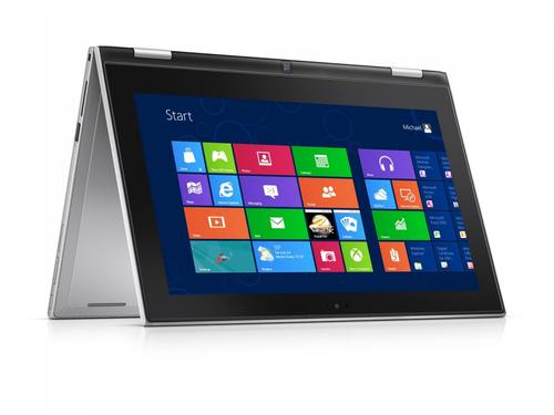 "Dell INSPIRON 11 3148 Win8.1(64Bit) i3-4030U/500GB/4GB/Intel HD Graphics/3-cell/BT 4.0/11.6"" HD Touch convertible/2Y DND"