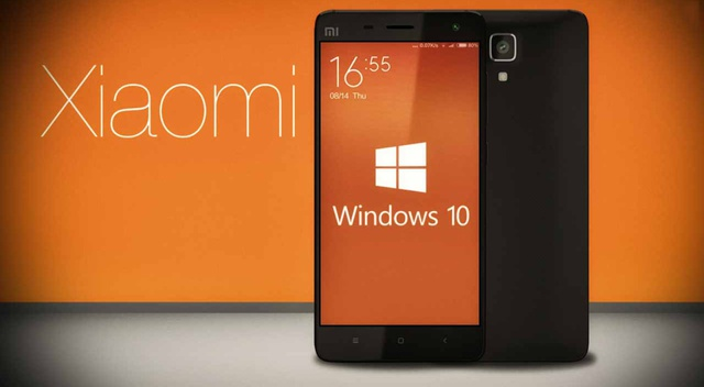 Windows Phone 8.1/Windows 10 Mobile