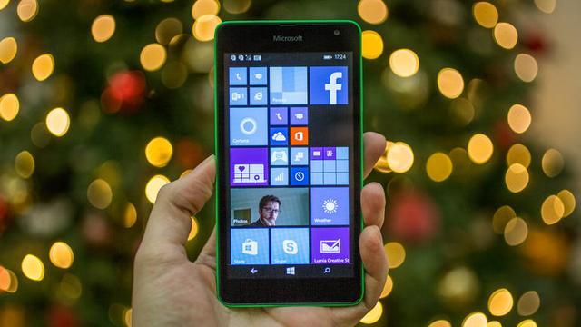 Microsoft Lumia 535 - Kolorowy, Niedrogi Smartfon
