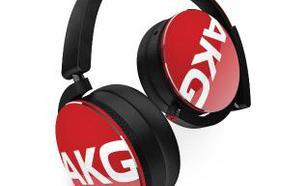 AKG Y 50 (czerwony)