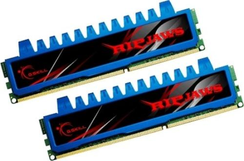 G.SKILL DDR3 4GB (2x2GB) Ripjaws 1600MHz CL7 XMP