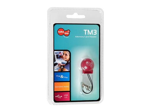 Tracer Czytnik kart Micro SD Take Me TM3