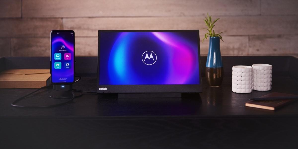 Motorola Ready For da nam swobodę korzystania z dużych ekranów