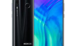 Honor 20 Lite 4+128 (czarny)
