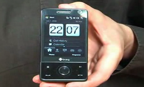 HTC Touch Pro [TEST]