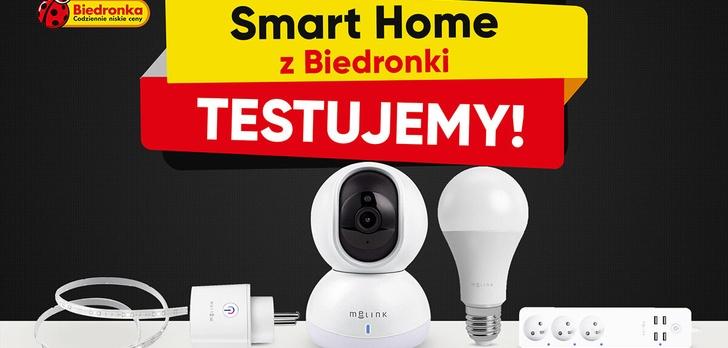 System smart home od Melinka - Opłacalny inteligentny dom z Biedronki?