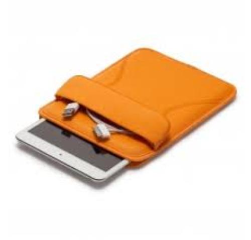 Dicota Tab Case 8.9 EVA e-book and tablet - pianka EVA (ORANGE)