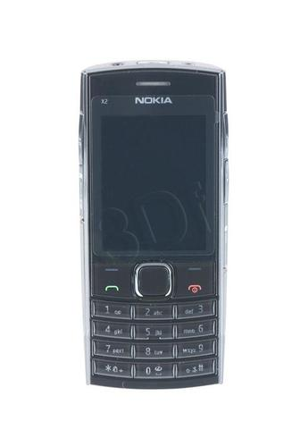 NOKIA X2-02 DUAL SIM RED