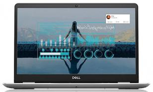 DELL Inspiron 15 5584-6809 - srebrny - 240GB M.2 +1TB HDD | 12GB