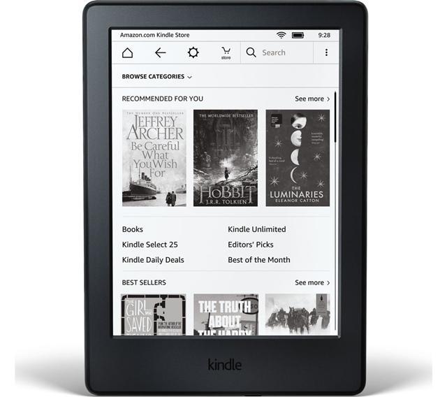 Czytnik e-book Kindle Touch