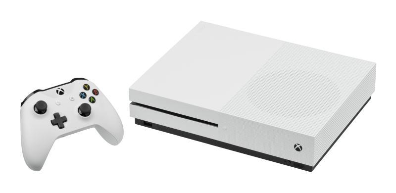 Xbox One S w całej okazałości