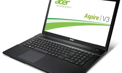 Acer Aspire V3-772G - gamingowy notebook