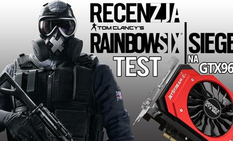 Rainbow Six: Siege - Recenzja - TEST Nvidia TXAA na GTX 960